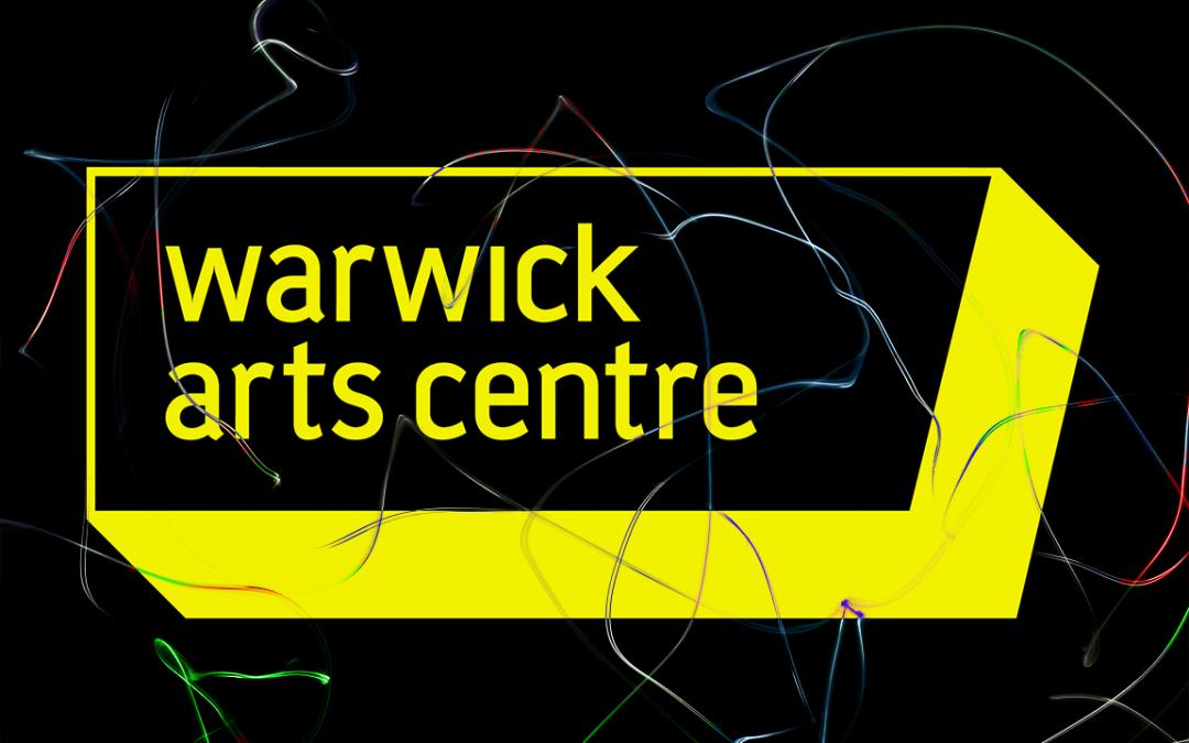 Warwick Arts Centre logo.