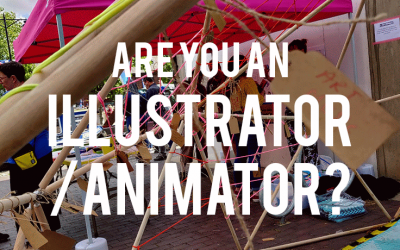 We need a freelance illustrator / animator