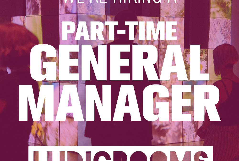 Work with LR – We need a General Manager